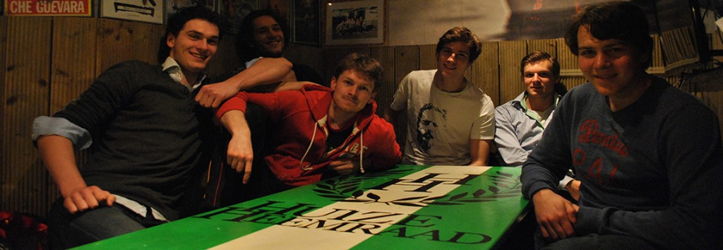 Studentikoos Rotterdam in Huize Heemraad