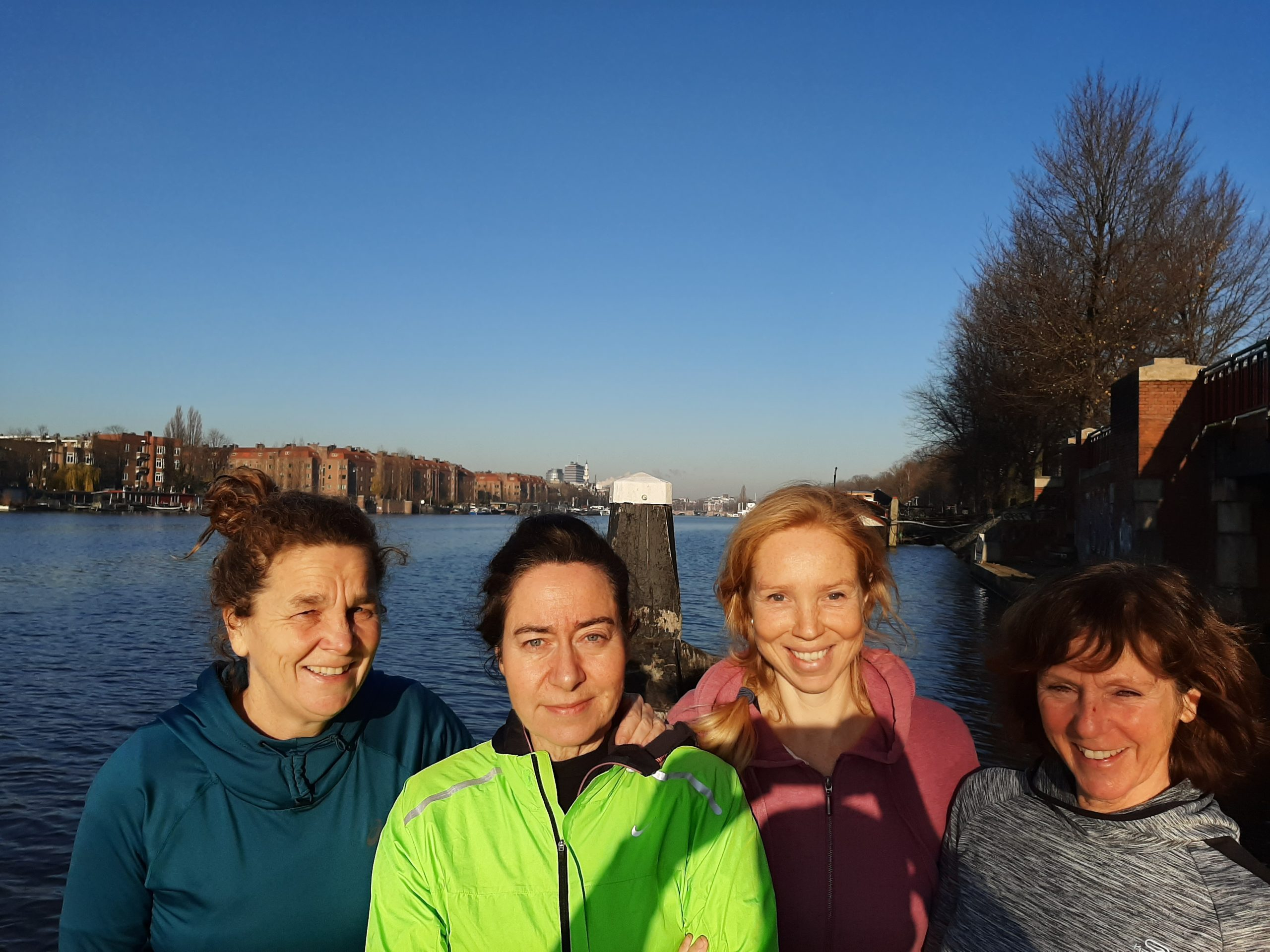 Vlotverhalen: Tessa, Annemiek, Mathilde en Eveline