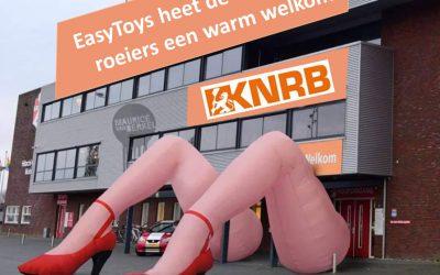 EasyToys nieuwe hoofdsponsor KNRB