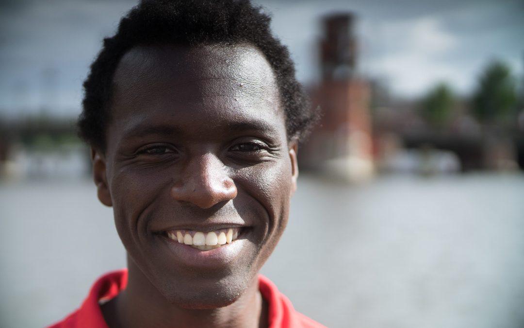 Christian Mukanyangezi: 'Niemand zou zich buitengesloten moeten voelen'