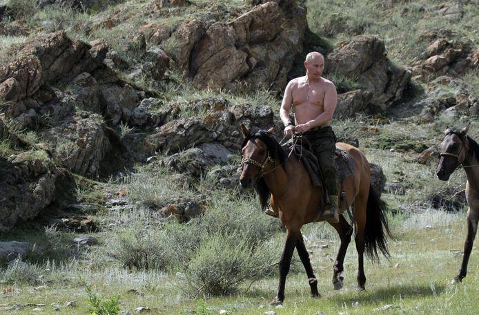 Vladimir Putin verrassende winnaar online NKIR