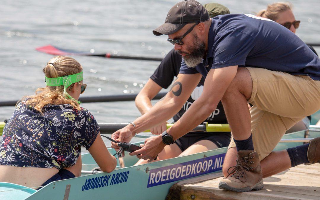 Brock Sampson: 'Roeien is meer dan een sport'