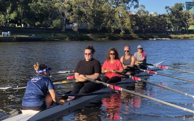 Meet the TopRow rowers: Kerrin